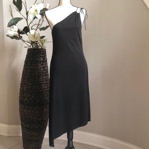 Laundry by Shelli Segal Asymmetrical Dress